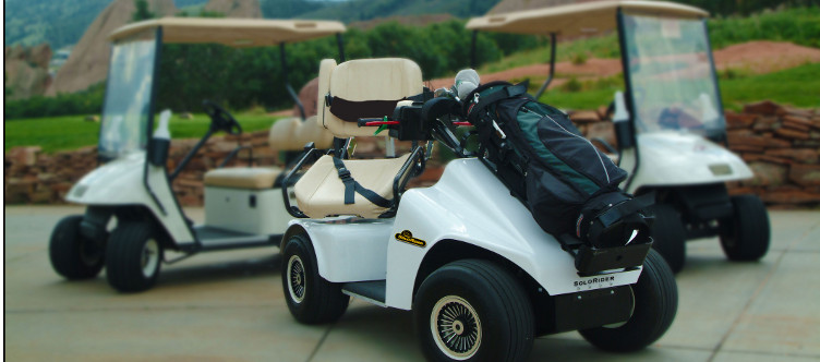 Solo Golf Cart
