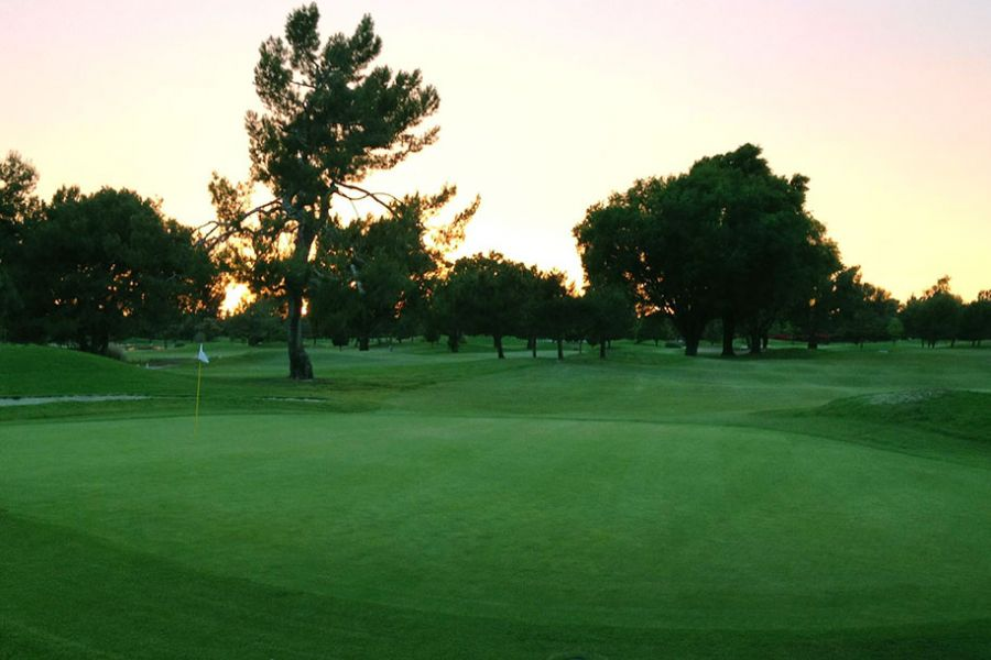 Rio Hondo Golf Club. Golf how it was meant to be.